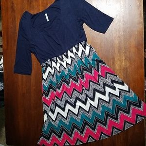 Beautiful Boutique Dress size: 1X